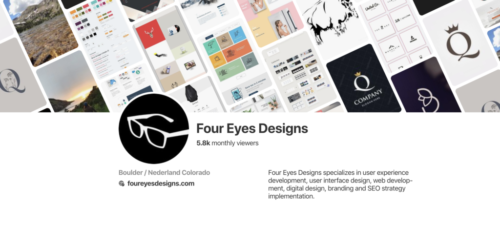 four eyes designs work
