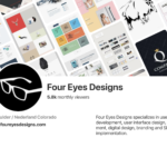 four eyes designs work
