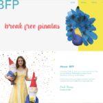 break free pinatas mockup